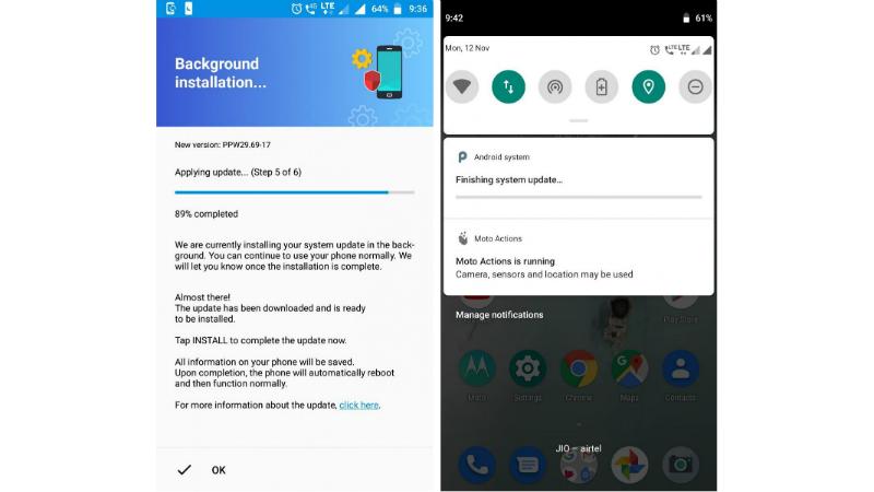 moto x4 android pie soak test xda developers Moto X4