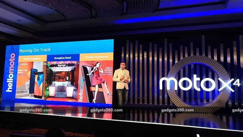 Moto X4 With Dual Rear Cameras Launched in India, Price Starts at Rs. 20,999