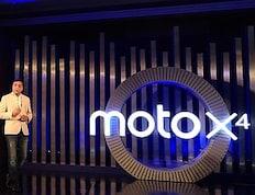 दो रियर कैमरे वाला Moto X4 लॉन्च हुआ भारत में, कीमत जानें