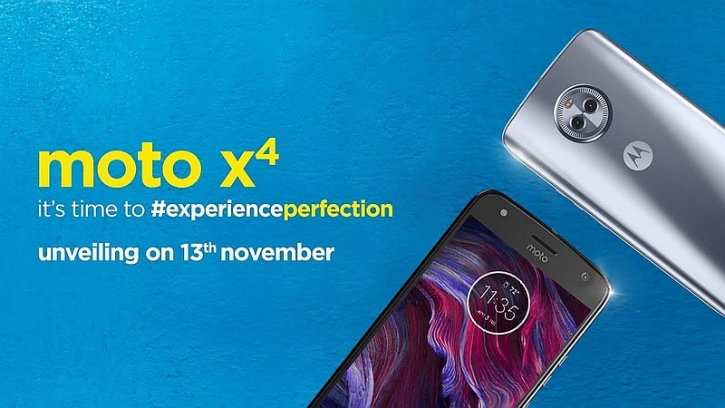 Moto X4 Price in India Starts at Rs. 20,999, Goes on Sale Tonight: Event Highlights