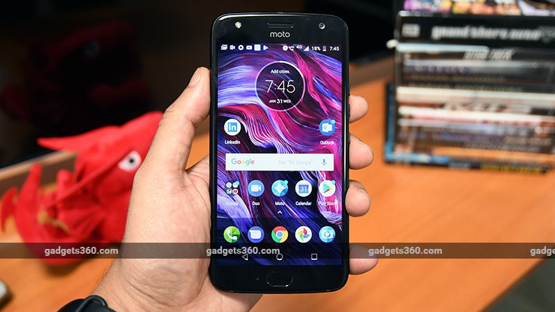 Moto E4 Plus, Moto G5S Plus, Moto X4, Moto Z2 Play Available With Discounts in Moto Fest