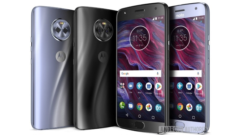 Moto X4 leaks again with a glass body and mid-range specifications