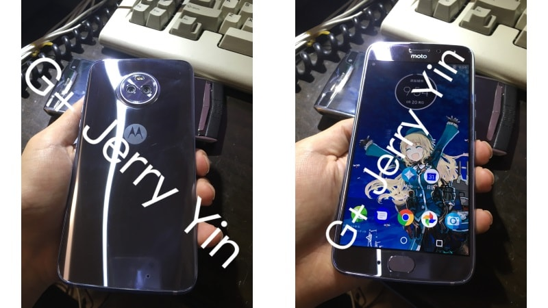Moto X4 Leaked in Live Images and Render Before Official Launch
