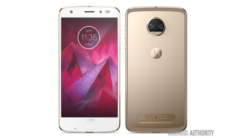Moto Z2 Force Image Leaked; Tipped to Sport Similar Design to Moto Z2 Play