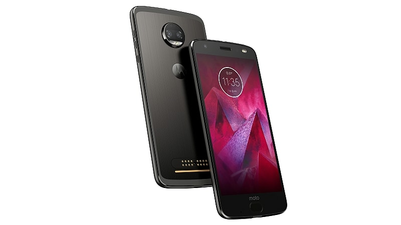 Motorola introduced a new smartphone and a camera to it