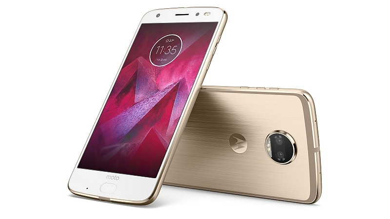 Moto Z2 Force With ShatterShield Display, 6GB of RAM Launched Alongside Moto 360 Camera Mod