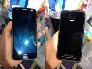 Moto Z2 Force Live Images Leak, Tip Dual Camera Setup