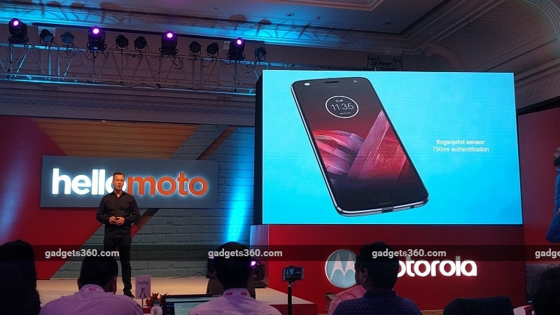 Moto Z2 Play Launched in India at Rs. 27,999: Release Date, Launch Offers, Specifications