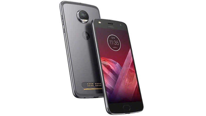 Moto Z2 Play India Launch Set for Thursday