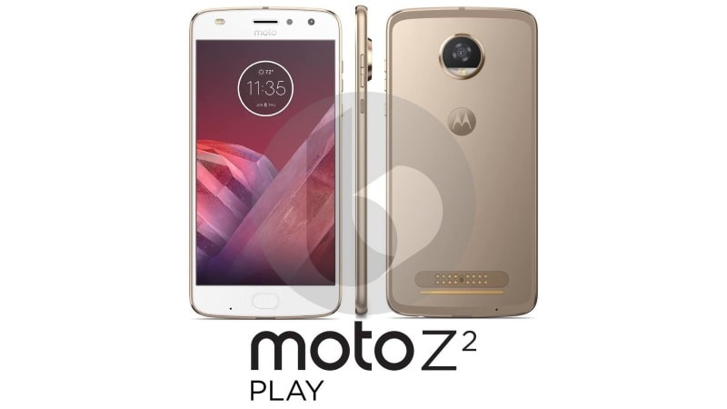 Moto Z2 Play Packs 3000mAh Non-Removable Battery, Confirms Lenovo