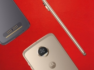 Moto Z2 Play India Pre-Orders Open Thursday, Include Moto Armor Pack and Moto Mods Offers