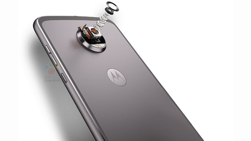 Moto Z2 Play Is Out In India For Rs 27999