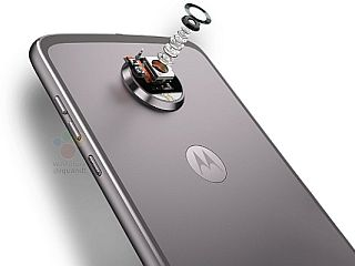 Moto Z2 Play Leaked in Images Showing Moto Mods, Camera Bump, and More