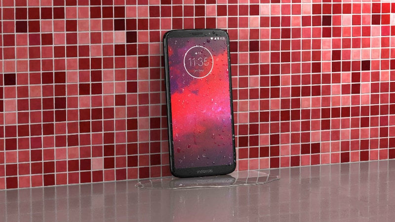 Moto Z3 With 5G Moto Mod, Snapdragon 835 Launched: Price ... Usb Wiring Diagram Moto Z on