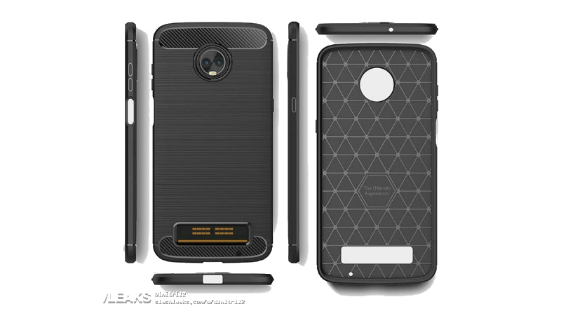 Moto Z3 Play Specifications Leaked on FCC, Might Ditch 3.5mm Jack