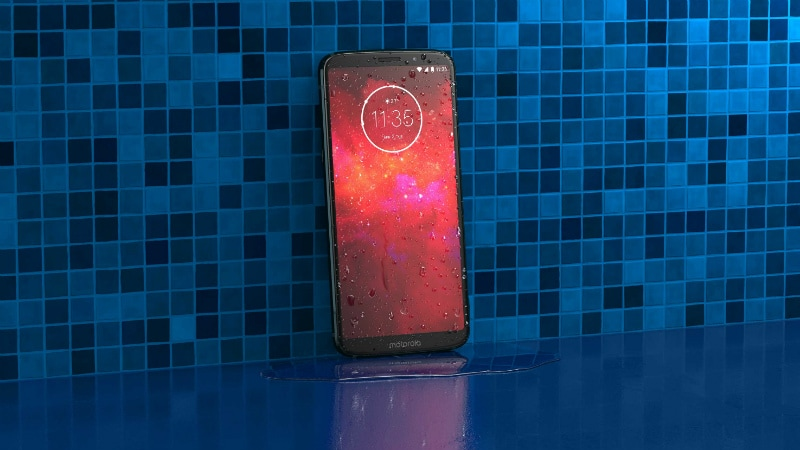 Moto Z3 Play With One Button Nav Bar, 18:9 AMOLED Screen Launched: Price, Specifications
