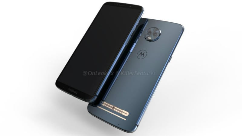 Moto G6, Moto G6 Play Listed in the US; Moto Z3 Play Renders Leaked