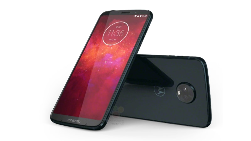 Moto Z3 Play Press Renders Leak, Highlight Thin-Bezel Display and Dual Rear Camera Setup