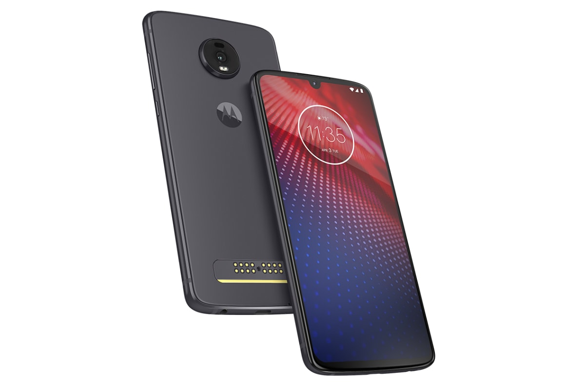Motorola One Zoom, Moto Z4 Clear Wi-Fi Alliance Certification Running Android 10
