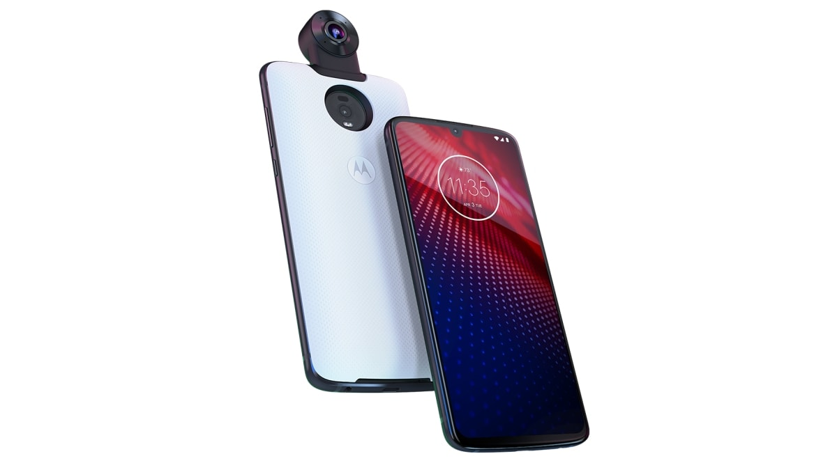 Moto Z4 With 48-Megapixel Camera, Snapdragon 675 SoC, Moto Mods Support Launched: Price, Specifications