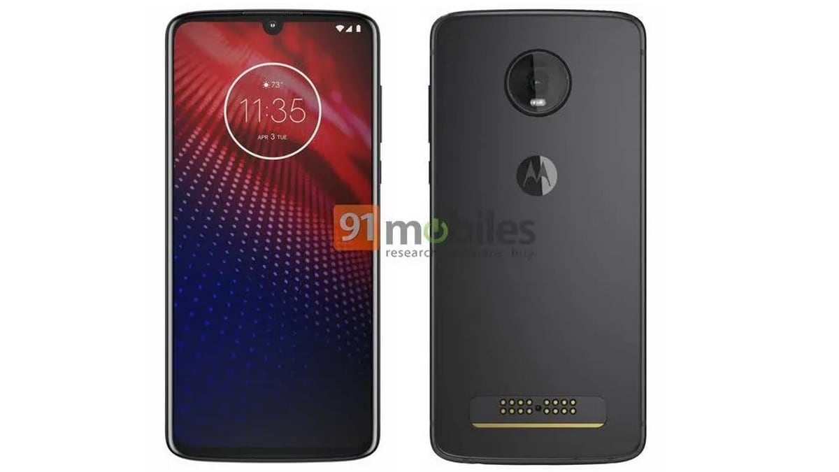Moto Z4 Allegedly Certified by US FCC, Snapdragon 675 SoC and Other Specifications Tipped