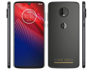 Moto Z4 Leaked Render Tips 3.5mm Audio Jack, USB-Type C Port, Moto Mods Support