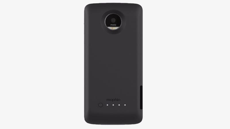 Moto Z Gets New Mods - 3000mAh Mophie Battery Pack and Incipio Car Dock