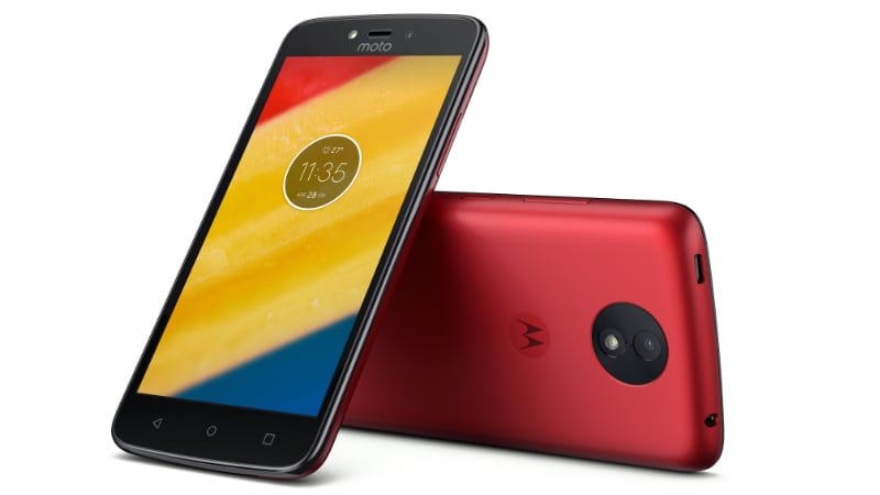 Moto C Plus With Android 7.0 Nougat Set to Launch in India Soon