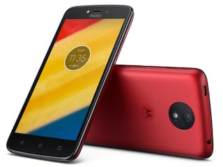 Moto C Plus to Go on Sale via Flipkart Today