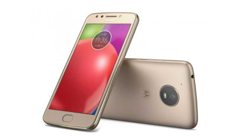 Moto E4 With Android 7.1 Nougat Reportedly Launched at Rs. 8,999; Moto E4 Plus Coming Soon