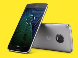 मोटो जी5 और जी5 प्लस फोन लॉन्च, जानें सारे स्पेसिफिकेशन