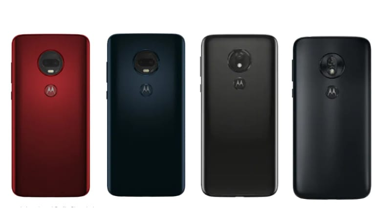 Moto G7 vs Moto G7 Plus vs Moto G7 Power vs Moto G7 Play: What's the Difference