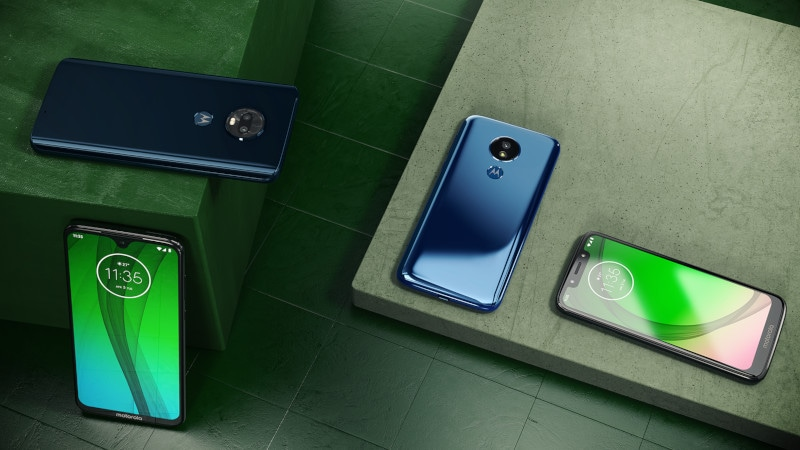 Moto G7, Moto G7 Plus, Moto G7 Play, Moto G7 Power With 'All-Day Battery Life' Unveiled: Price, Specifications