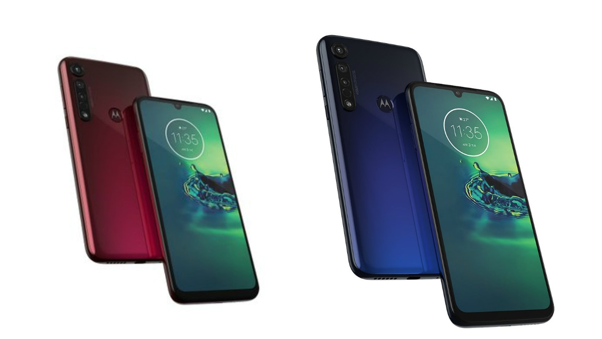 motog8plus main Moto G8 Plus renders