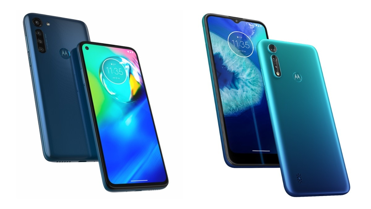 Moto G8 Power Lite Launched with 5,000mAh Battery: Specs, Features & Price