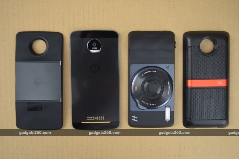 Moto Said to Introduce 12 More Moto Mods This Year