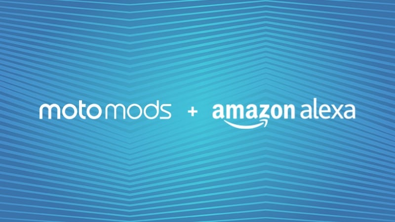 Moto Smartphones to Get Amazon Alexa Voice Assistant Support Later This Year