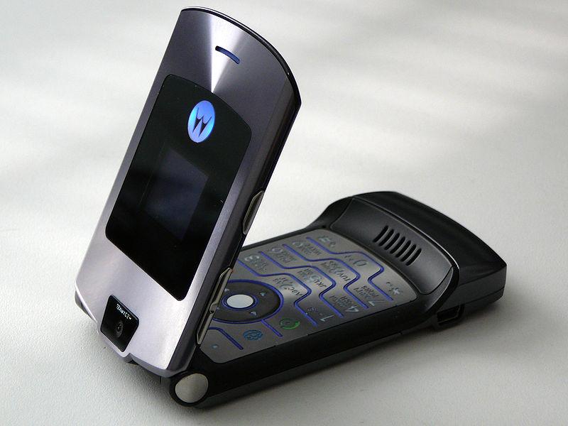Motorola Razr of the last decade has been betraying the smartphone