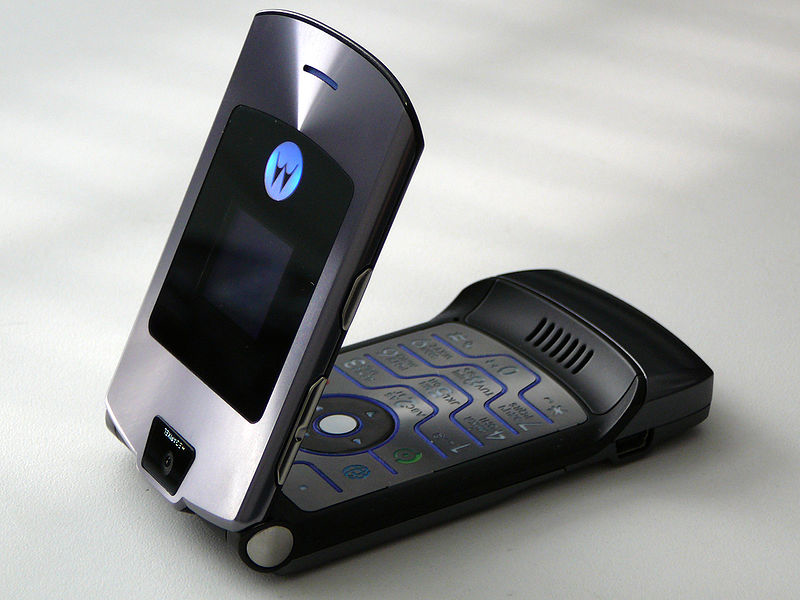 Motorola Razr to Make a Comeback Next Month as a Foldable Smartphone: Report