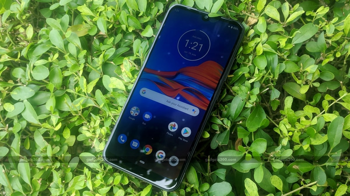 Moto E6s to Go on Sale for the First Time in India Today: Price, Offers, Specifications