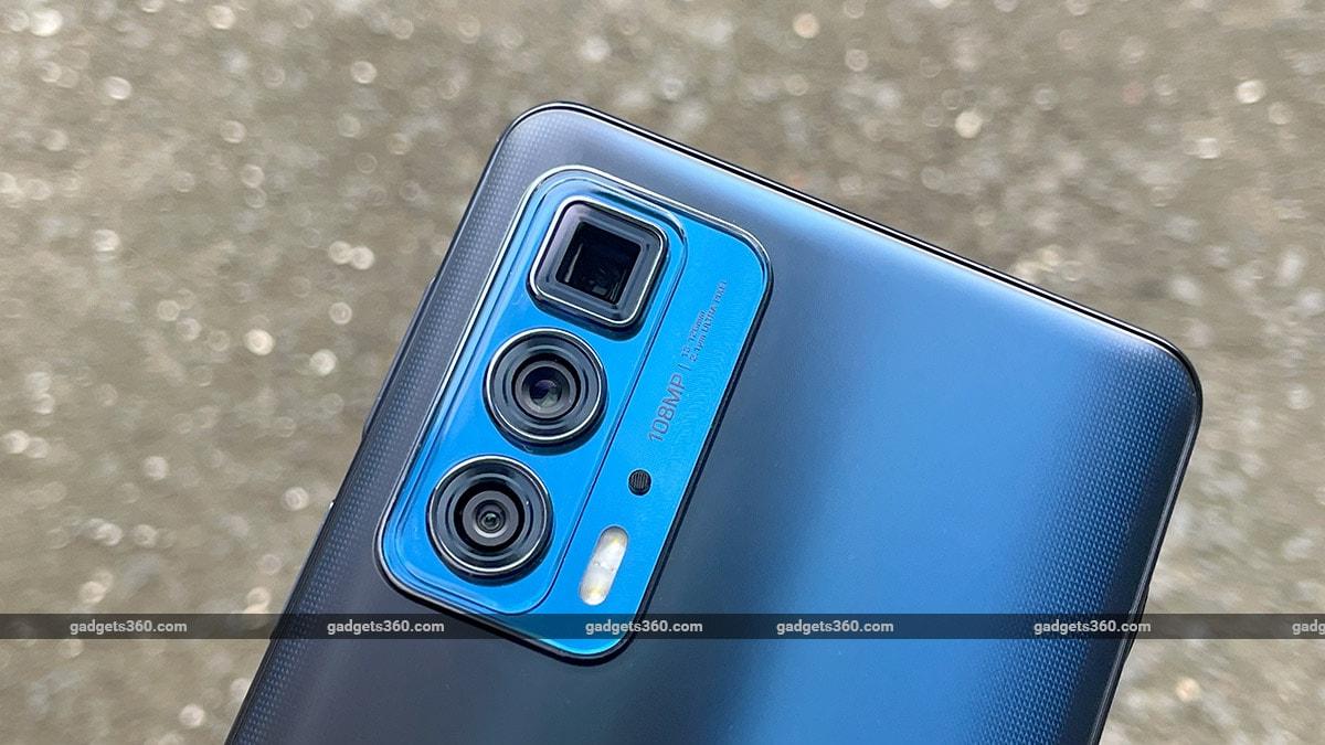 motorola edge 20 Pro FI camera module gadgets360 Motorola Edge 20 Pro First Impressions
