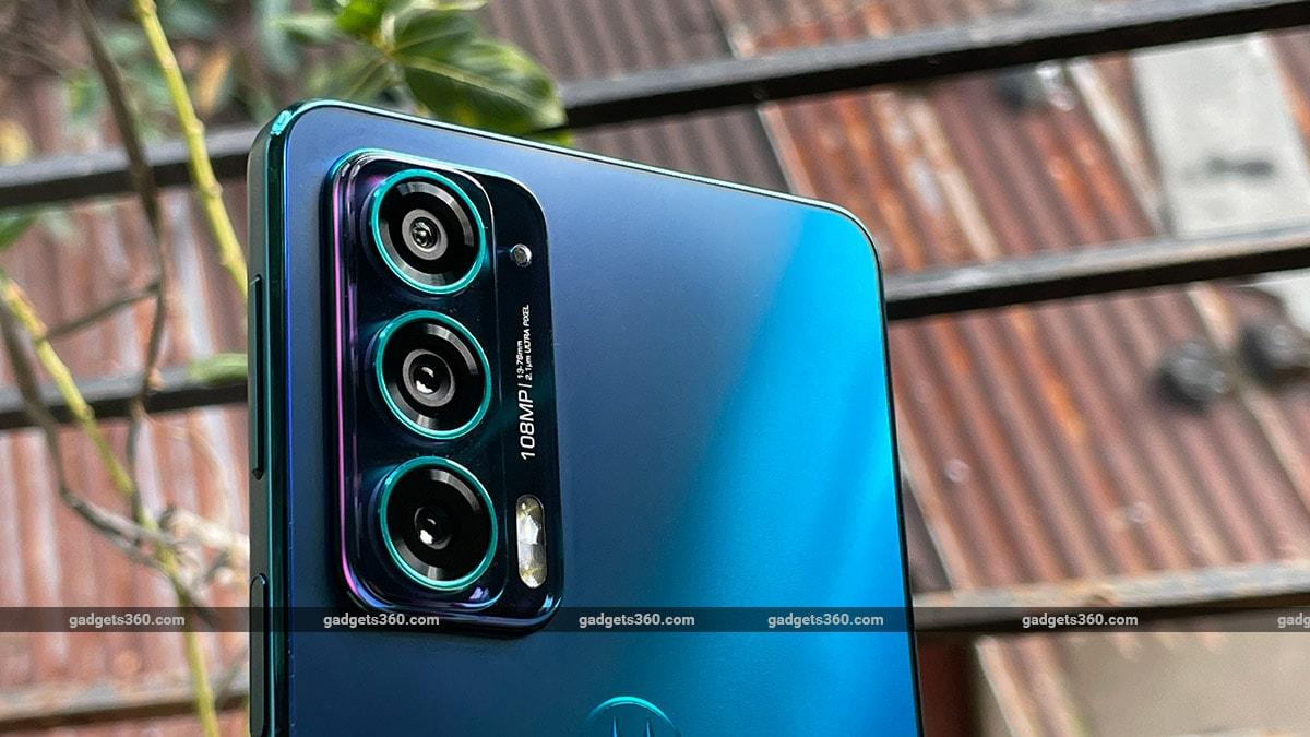 motorola edge 20 cameras gadgets360 Motorola Edge 20 Review