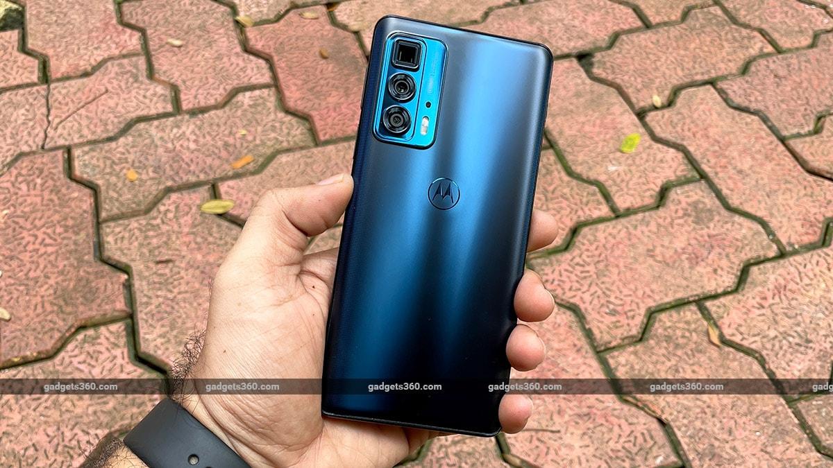 motorola edge 20 pro back gadgets360 Motorola Edge 20 Pro Review