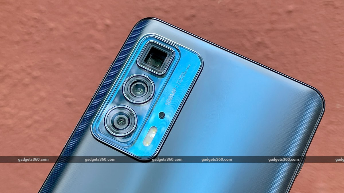 motorola edge 20 pro camera module gadgets360 Motorola Edge 20 Pro Review