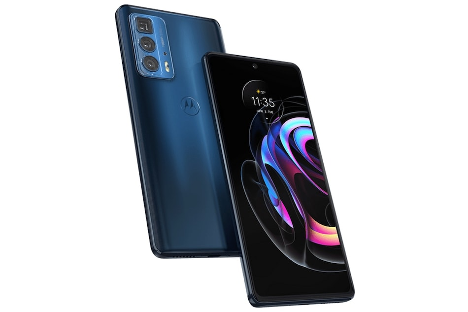 Motorola Edge 20 Pro With Triple Rear Cameras, 144Hz AMOLED Display Launched in India: Price, Specifications