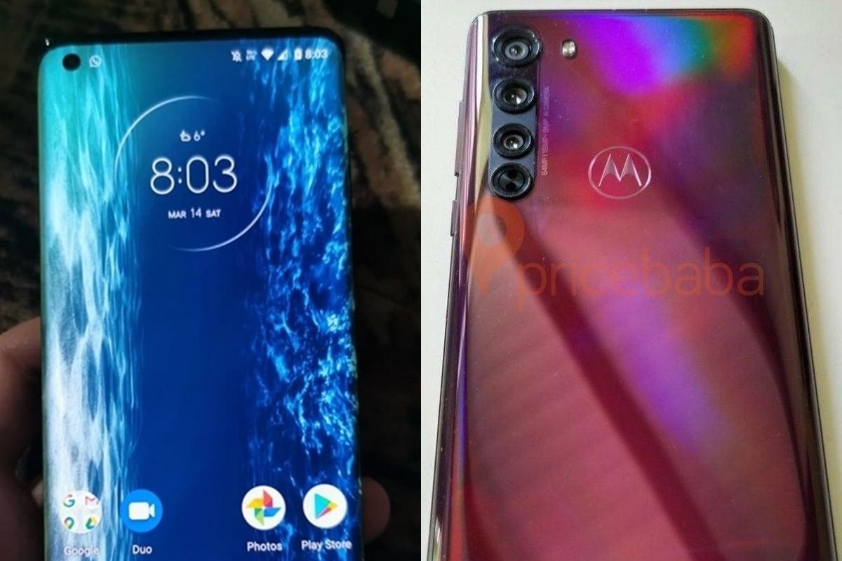 Motorola Edge+, Motorola Edge Specifications Leaked via Alleged ...