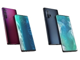 Motorola Edge 20, Motorola Edge 20 Lite, Motorola Edge 20 Pro Monikers Tipped; July Launch Expected