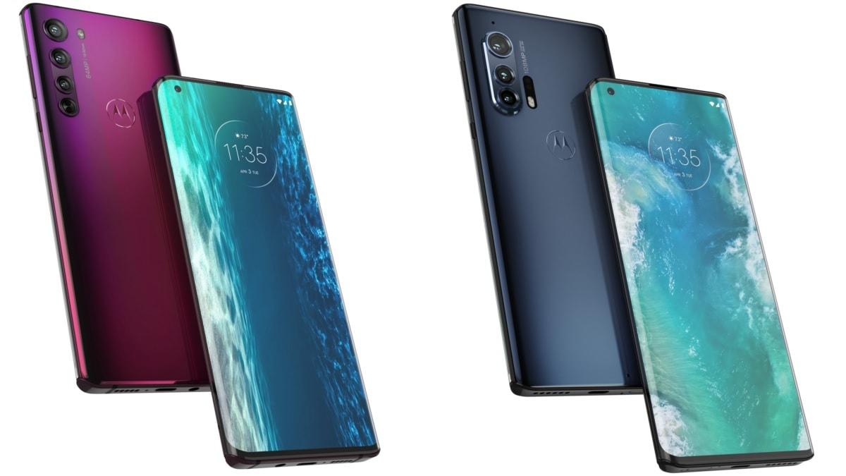 Motorola Edge vs Motorola Edge+: What's the Difference?