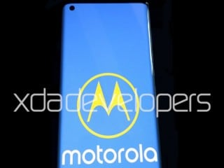 Motorola Edge+ Flagship With Curved Hole-Punch Display Appears in Alleged Live Images, Specifications Also Leaked