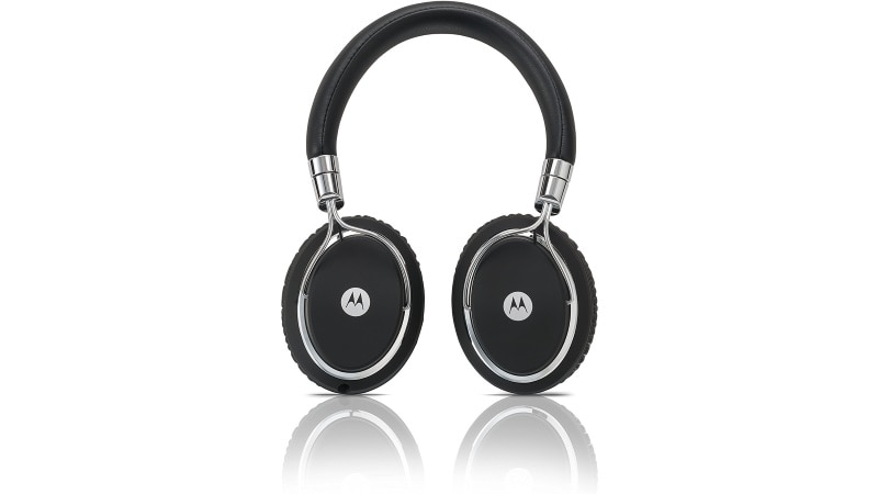 Motorola Pulse M Over-the-Ear Wired Headphones Launched at Rs. 2,999